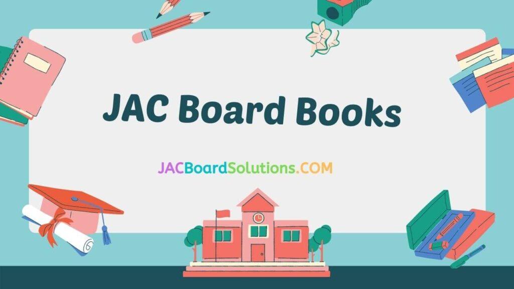 JAC Board Books